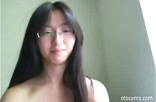 Asian girl masturbating webcam xxx tube video
