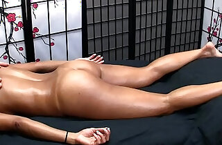 Sexy Asian gets Erotic Massage and Happy Ending xxx tube video