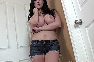 Jerk your dick for my beautiful big tits xxx tube video