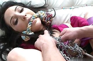 Cute housewife titty fuck xxx tube video