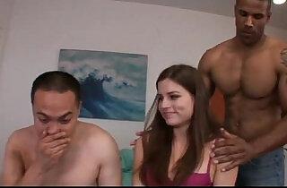cuckold humiliation interracial orgy wife big cock stud and milf slut xxx tube video