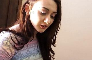 Cute brunette Teen sex With Her Grandpas Cock xxx tube video