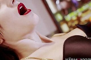 HARMONY VISION Lesbian Debauchery xxx tube video