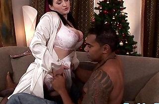 Christmas makes plumpy babe want bbc xxx tube video