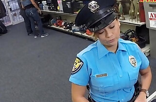 Ms Police Officer with boobs got fucked hard anal sex with pawn man xxx tube video