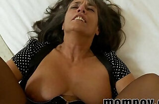 mature double fucked in her pantyhose xxx tube video