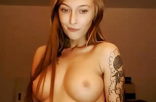 Tattoo Redhead from Russia Squirts and Shows Body on Cam xxx tube video