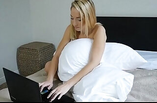 Step Sister Caught Camming By Bro xxx tube video