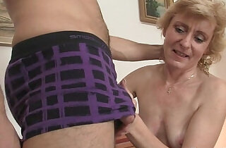 Fresh cock for hot mature woman xxx tube video